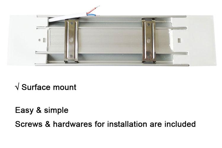 2x 12v Rv Ceiling Panel Led Lights Slim Under Cabinet Lighting Car Camper Trucks Ebay